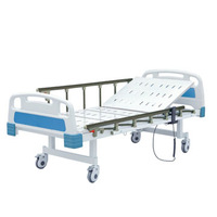 Two Function Electric Hospital Bed with ABS Head&Foot Board