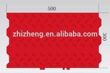 500 * 300 mm injeção de plástico pocilga chão de ripas