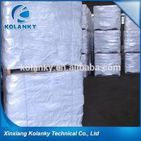 Solid sulphonated bitumen
