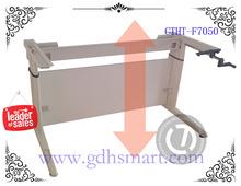 Smooth, Quiet Height Adjustments in Seconds Desk NextDesk Adjustable Height Desk Columns with Style