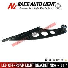 F150 led light bars roof mount brackets