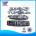 top qualité du moteur électrique plaque signalétique fabriqués en chine