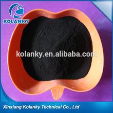 Black sulphonated bitumen