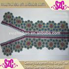 148(7.8) manufacturer design collar lace,neck trim,embroidery designs collar