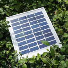CREATOP 9V 3W mini mono solar panel