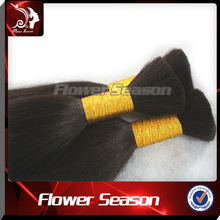 Unprocessed Remy Chinese Hair Cheap 100%Human Hair Bulk