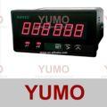 Hb962 6 digital electrónica digital de precisión inteligente medidor de frecuencia/tacómetro/cable del velocímetro