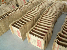 Factory wholesale craft paper valve bag / for cement packing, Made in China