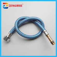 stainless steel flexible hoses for kitchen faucet epdm shower hose