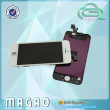 Accept paypal payment for iphone 5 lcd silver screen