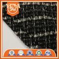 2014 nova moda 100% t amostra, alta qualidade de xadrez tecido homespun tecido em corante único para as mulheres roupa/vestido