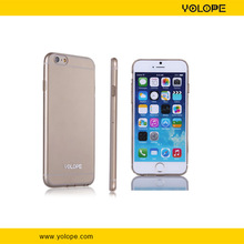 Ultra thin tpu case for iphone 6 , for iphone 6 soft slim case for iphone 6