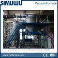 de vacío de carburo de silicio de sinterización horno de inducción horno de forja