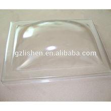 dome skylight, polycarbonate skylight roofing, acrylic skylight