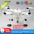 Rc gamme 500 M extérieure drone professionnel avec 5 mega pixels 1080 p HD caméra et quadcopter drone modèles