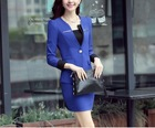 The female suit cultivate one's morality fashion busin