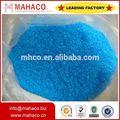 La norma iso de fabricación de sulfato de cobre pentahidratado 96% el uso agrícola