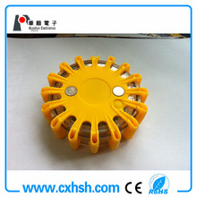 yellow rechargeable led strobe light