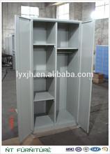 flat pack furniture steel Luoyang used good price double door steel office furniture metal locker