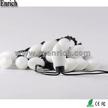 Color changing C7 LED Ball string light for Christmas decoration 110V 5m 20leds