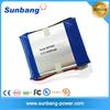 Sunb507097 li-polymer battery 3.7V 4200mAh for Tablet PC / MID / PDA