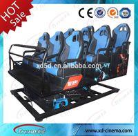 2014 impressive 5D stereo simulator cinema with 4D theater movie motion equipment 4D cinema system cine 12d