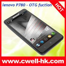 Lenovo 5.0 Inch OTG Function MTK6589 Quad Core lenovo p780 phone Android 4.2 lenovo p780 phone