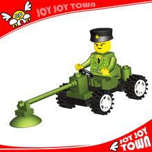dollar store wholesale suppliers brain train set plastic blocks diy 3d puzzles Military Vehicle star wars series A1007
