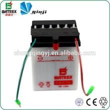 Standard 12v 2.5ah Lead Acid Battery For Motorcycle