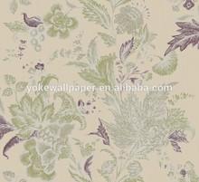 YOKE new morden fancy export wallpaper for home decoration