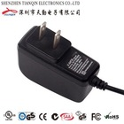 12v 0.5a switching power adapter have EU UK SAA models too