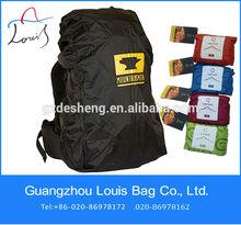 detachable backpack rain cover