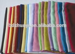 100% cotton poplin for multi-functional fabric