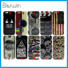 New fashion design TPU cell phone case for iPhone 6