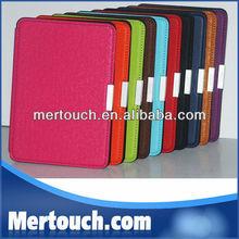 Book Style Paperwhite Original Case Cover For Amazon Kindle Paperwhite Smart Case