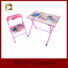 DT-20A Kids Table and Chair For Kids Furniture/School Furniture for Children's