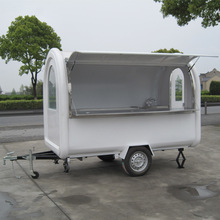 YY-FR280B China wholeale fast mobile food van for sale