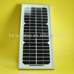 12v 5w small solar panel,the solar pv panel,monocrystalline solar panel wholesale