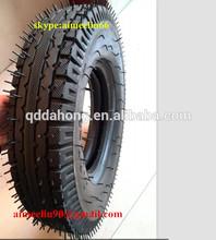 wheelbarrow rubber tire 4.00-8