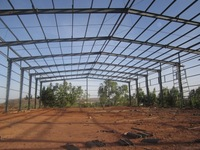 China portal frame steel structure