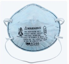 3m 8246 R95 mask, gas mask,dust mask