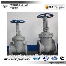 Z41H-25C Gost Cuniform WCB carbon steel stem gate valve