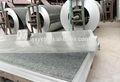 Hoja de acero corrugado/24 1mm medidor de espesor de chapa de acero galvanizado