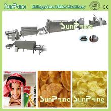 150kg/h corn flakes machine/making machine/processing line for sale