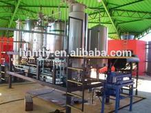Huatai biodiesel machine used cooking Oil