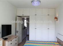 Modern bedroom bedroom wall wardrobe closet design