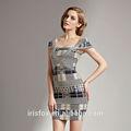 الموضة العصرية ثوب اللباس مثير ضمادة فساتينالجملة الهندي التصميم