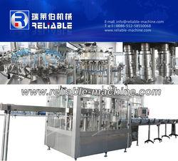 Soft Filling Process Line/Soft Beverage Filling Plant