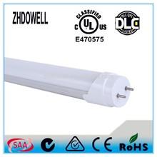 Electronic ballast compatible led tube light ,18w t8 led tube