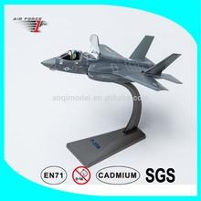 Best quality metal plane model Air Force 1 Model Lockheed Martin F-35B LightningII scale 1/72 decorative diecast model plane